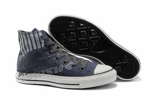 chaussure converse montante blanche chaussure converse en jeans. Black Bedroom Furniture Sets. Home Design Ideas