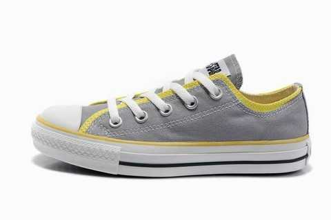converse grise intersport