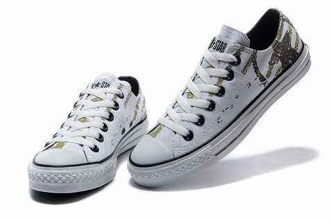 magasin de chaussure converse