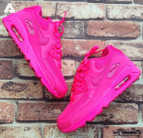 nike air max 90 rose fluo pas cher