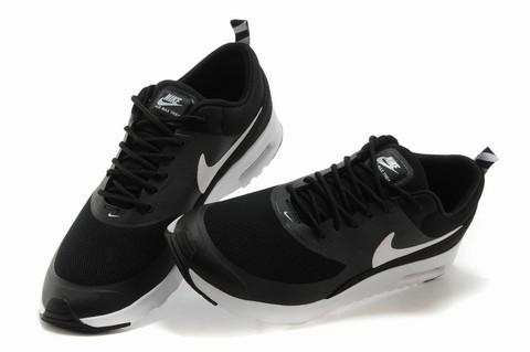 Nike Air Max Thea Femme Pas Cher Noir